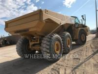 CATERPILLAR ARTICULATED TRUCKS 740B TG equipment  photo 7
