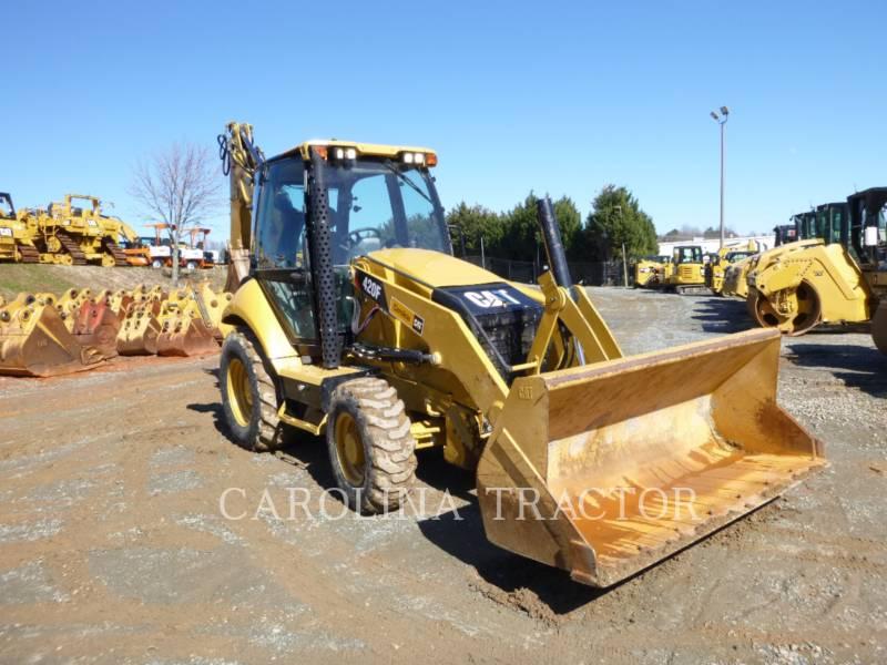Caterpillar BULDOEXCAVATOARE 420FST equipment  photo 4