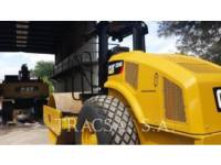 CATERPILLAR VIBRATORY SINGLE DRUM SMOOTH CS54BLRC equipment  photo 3