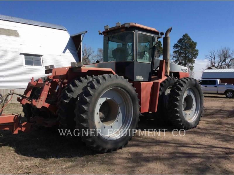 CASE TRACTEURS AGRICOLES 9350 equipment  photo 3