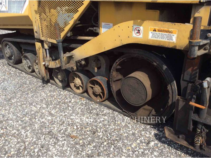 CATERPILLAR PAVIMENTADORA DE ASFALTO AP-1055D equipment  photo 22