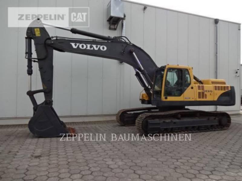 VOLVO CONSTRUCTION EQUIPMENT KETTEN-HYDRAULIKBAGGER EC360BLC equipment  photo 1