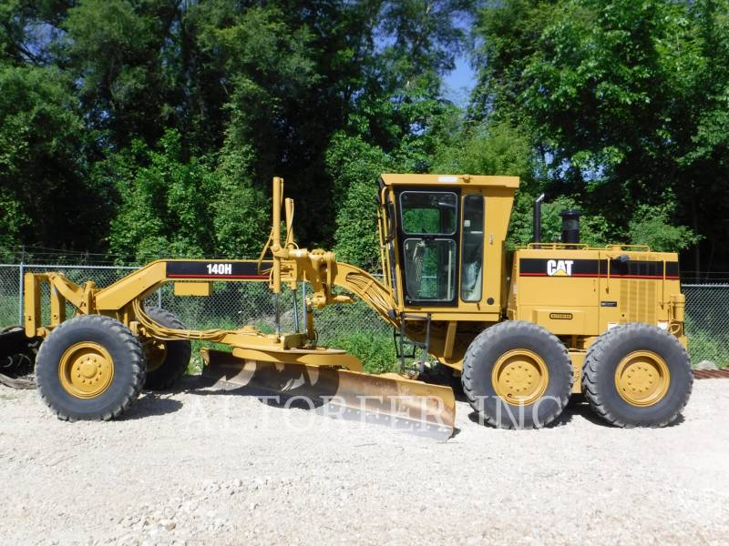 CATERPILLAR モータグレーダ 140H equipment  photo 1