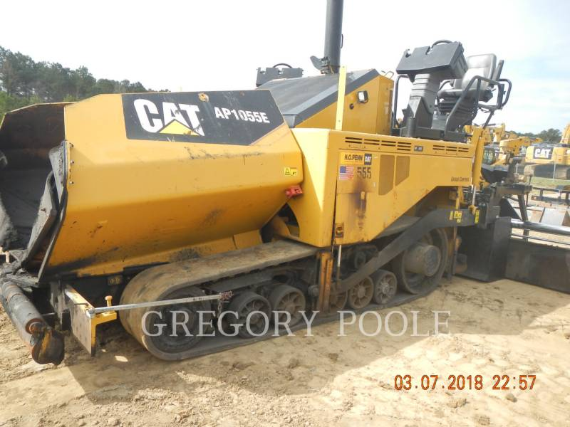 CATERPILLAR PAVIMENTADORA DE ASFALTO AP1055E equipment  photo 5