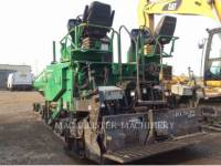 BARBER GREENE ASPHALT PAVERS AP655-C equipment  photo 10