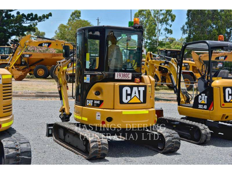 CATERPILLAR PELLES SUR CHAINES 304E C2 equipment  photo 4