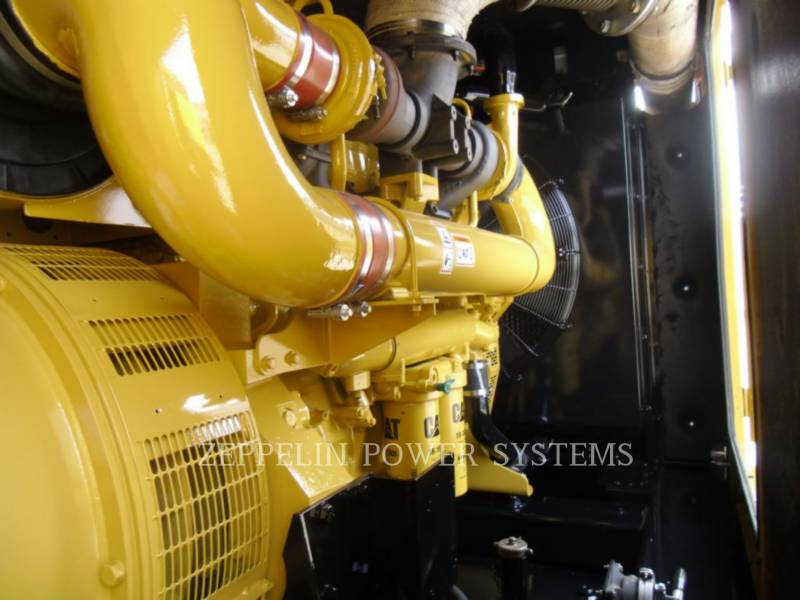 CATERPILLAR MOBILE GENERATOR SETS C18 CANOPY equipment  photo 9