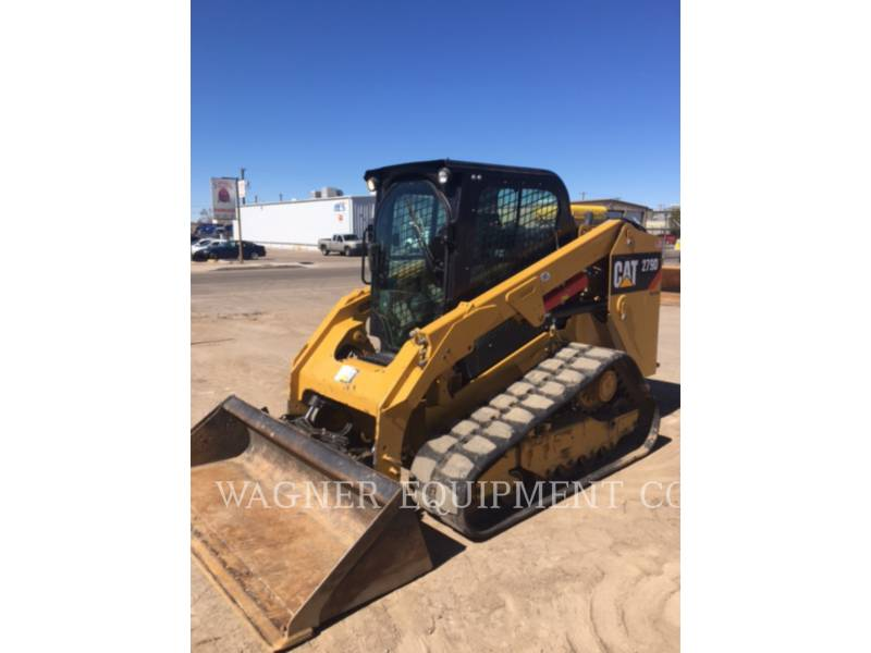 CATERPILLAR MINICARREGADEIRAS 279D equipment  photo 1