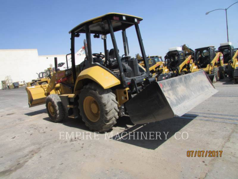 CATERPILLAR CHARGEUR INDUSTRIEL 415F2IL equipment  photo 2