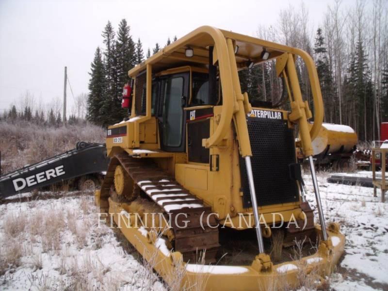 CATERPILLAR TRACTEURS SUR CHAINES D7R equipment  photo 4