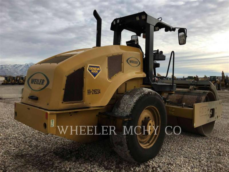 CATERPILLAR EINZELVIBRATIONSWALZE, ASPHALT CS54B C110 equipment  photo 3