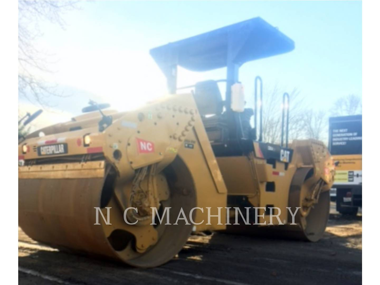 Detail photo of 2013 Caterpillar CB54 from Construction Equipment Guide