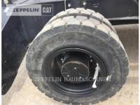 CATERPILLAR WHEEL EXCAVATORS MH3022 equipment  photo 11