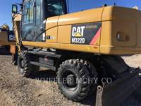 CATERPILLAR TRACK EXCAVATORS M322D equipment  photo 3