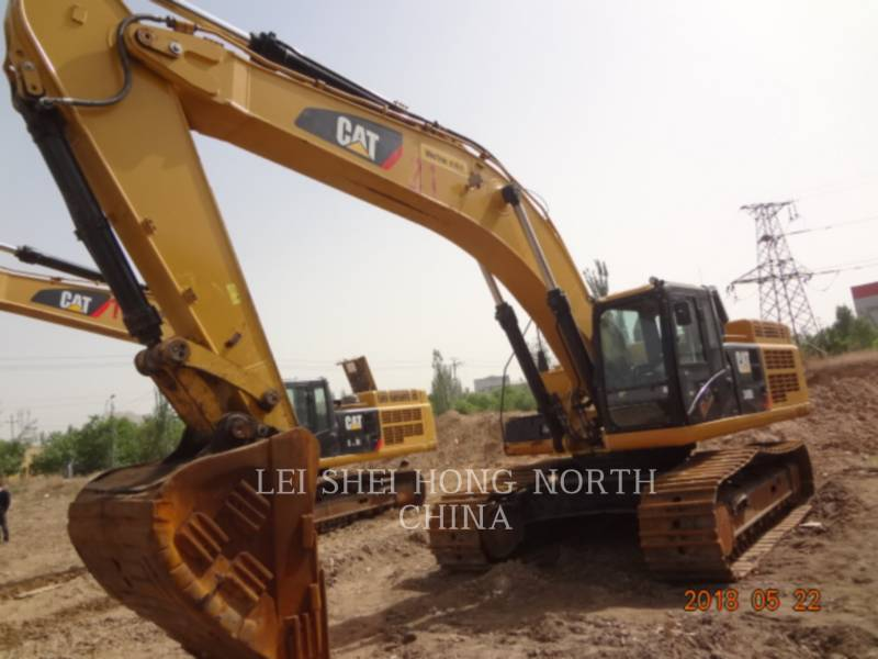 CATERPILLAR KETTEN-HYDRAULIKBAGGER 349D2 equipment  photo 3