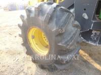 JOHN DEERE FORESTRY - FELLER BUNCHERS - WHEEL 643K equipment  photo 6