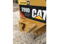 CATERPILLAR SKID STEER LOADERS 299D XHP equipment  photo 9