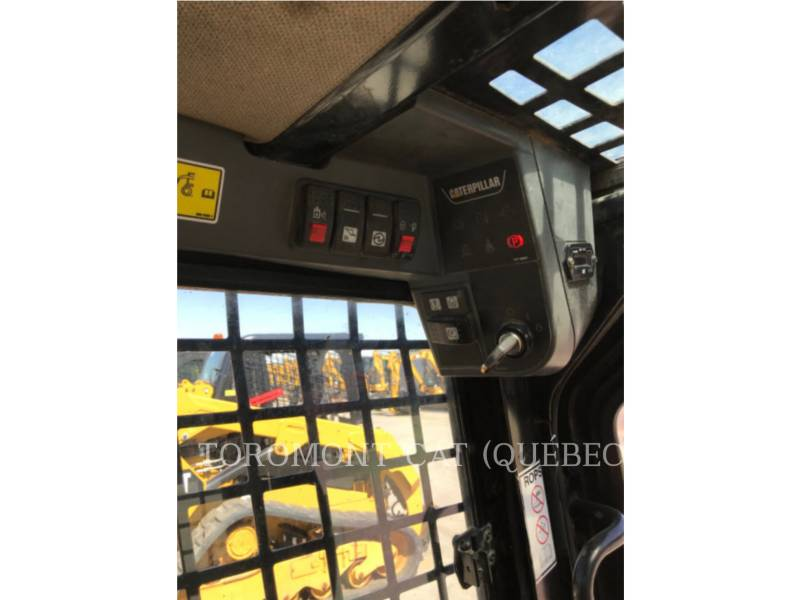 CATERPILLAR MULTI TERRAIN LOADERS 259B3 equipment  photo 15