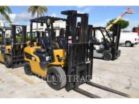 Equipment photo CATERPILLAR LIFT TRUCKS PD6000 フォークリフト 1
