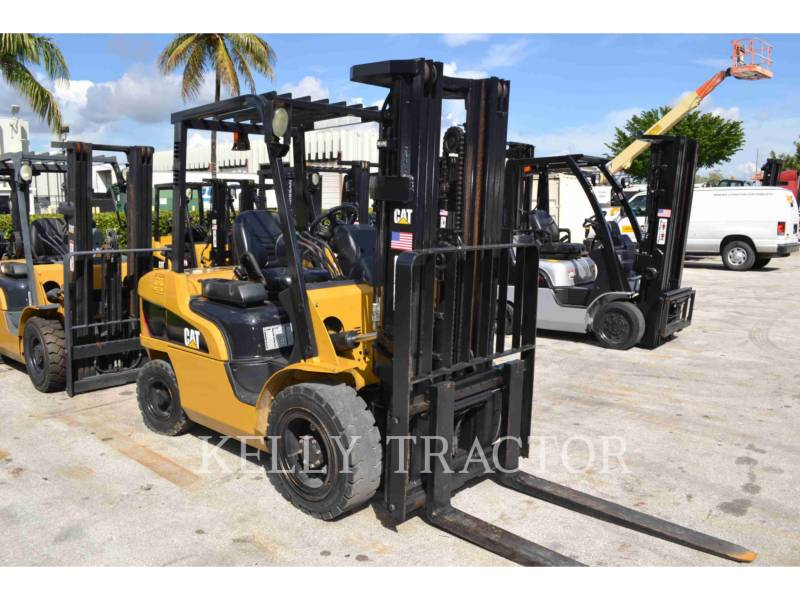 CATERPILLAR LIFT TRUCKS FORKLIFTS PD6000 equipment  photo 1