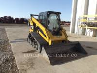 CATERPILLAR KOMPAKTLADER 287D equipment  photo 2