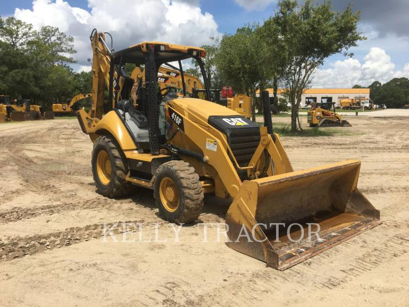 Caterpillar BULDOEXCAVATOARE 416FST equipment  photo 7