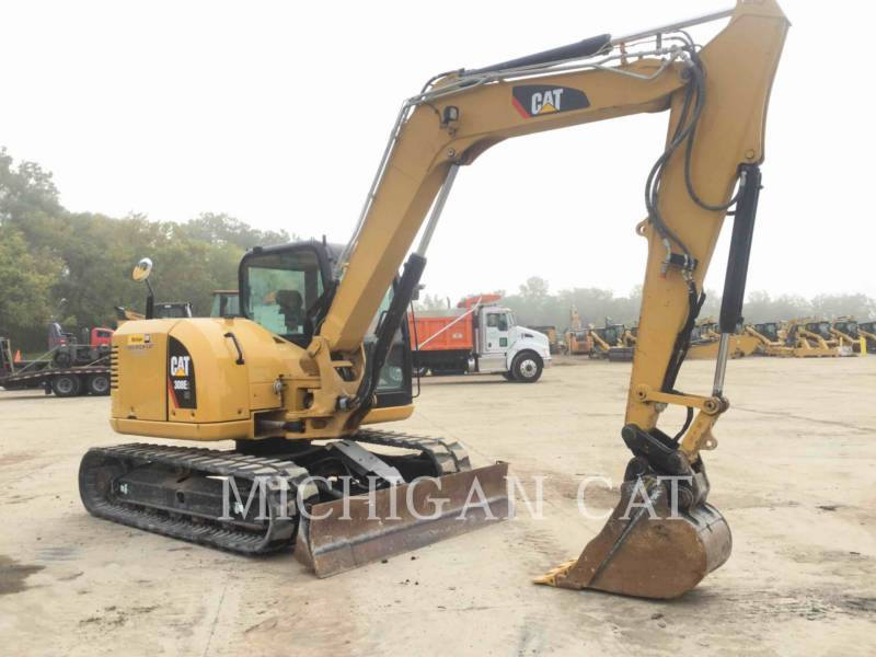 CATERPILLAR KETTEN-HYDRAULIKBAGGER 308E2 Q equipment  photo 2