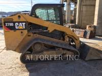 CATERPILLAR KOMPAKTLADER 279D equipment  photo 4