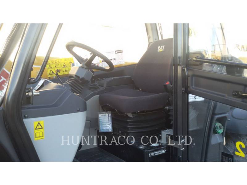 CATERPILLAR TELEHANDLER TH414C equipment  photo 15