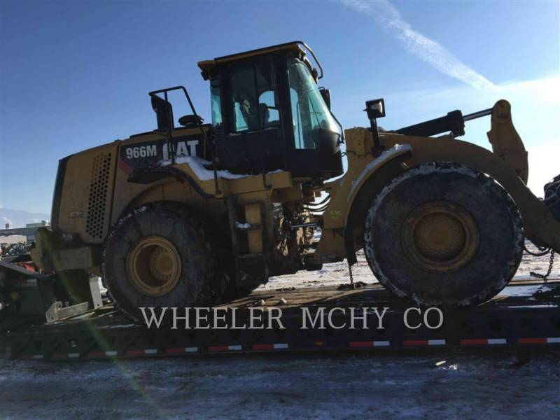 CATERPILLAR WHEEL LOADERS/INTEGRATED TOOLCARRIERS 966M QC 3V equipment  photo 3