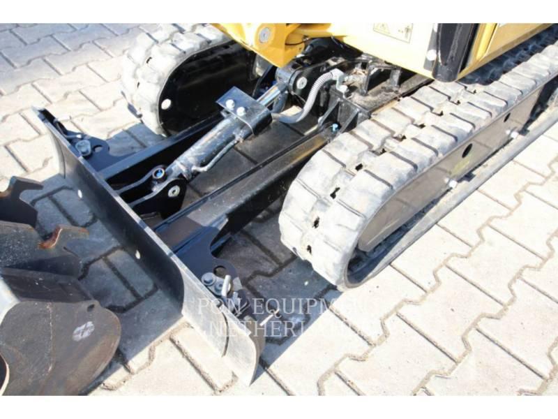 CATERPILLAR TRACK EXCAVATORS 300.9D equipment  photo 17