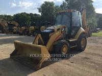 CATERPILLAR BACKHOE LOADERS 430F equipment  photo 1