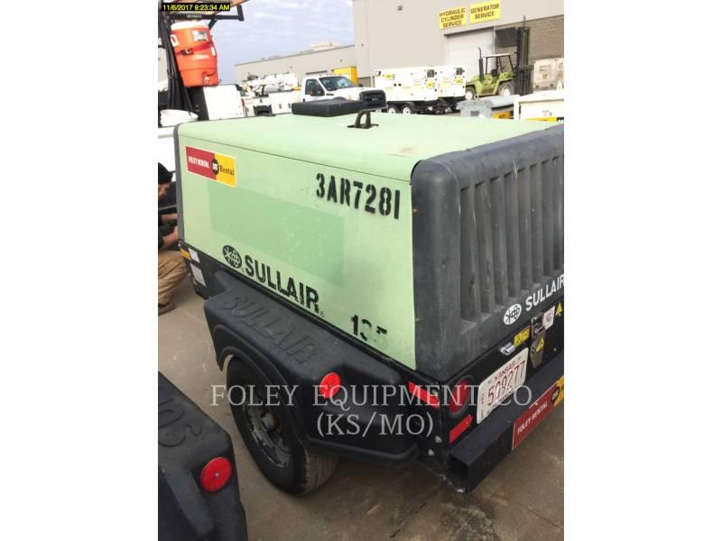 SULLAIR エア・コンプレッサ 185DPQ equipment  photo 3