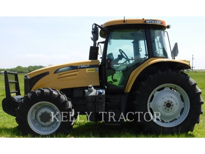 CHALLENGER AG TRACTORS MT515D equipment  photo 4