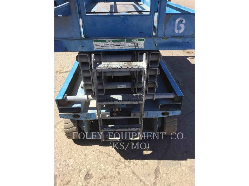 GENIE INDUSTRIES LEVANTAMIENTO - TIJERA GS-2646 equipment  photo 7