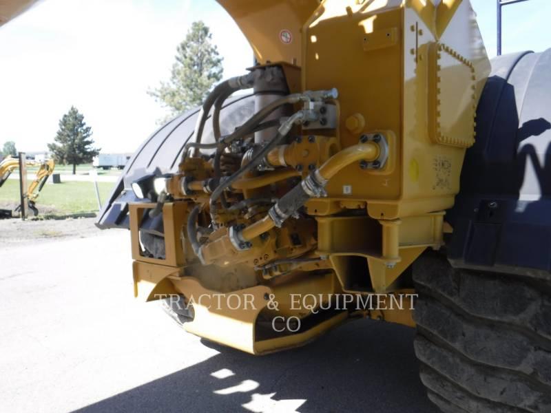 CATERPILLAR WHEEL TRACTOR SCRAPERS 627K equipment  photo 13
