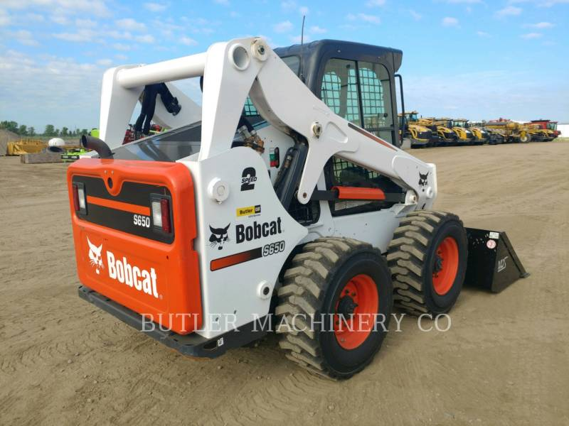 BOBCAT SKID STEER LOADERS S650 equipment  photo 4