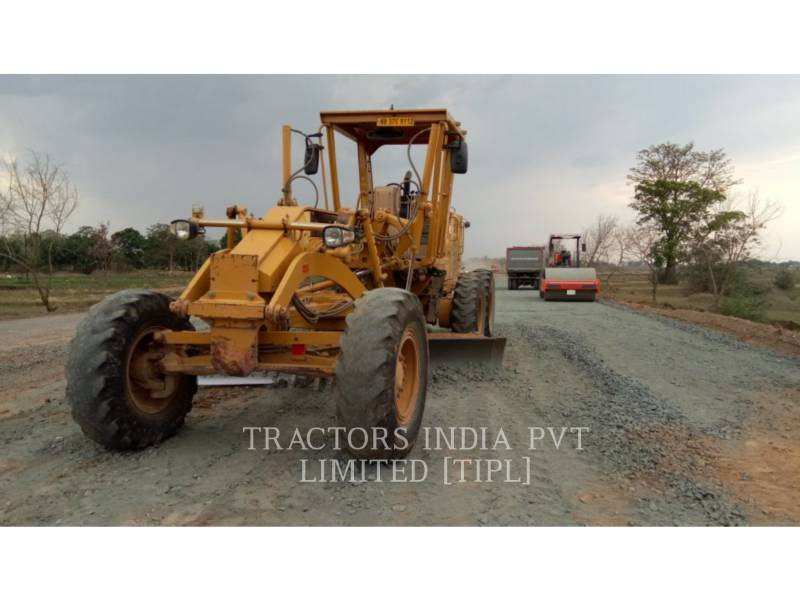 CATERPILLAR MINING MOTOR GRADER 120K2 equipment  photo 7