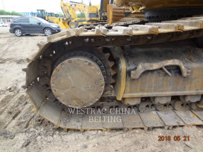 CATERPILLAR TRACK EXCAVATORS 349D2 equipment  photo 6