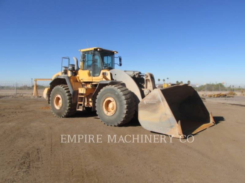 VOLVO WHEEL LOADERS AB CARGADORES DE RUEDAS L250G equipment  photo 6