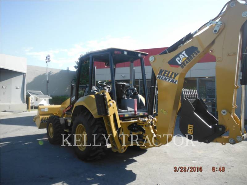 CATERPILLAR BACKHOE LOADERS 415F2ST equipment  photo 3