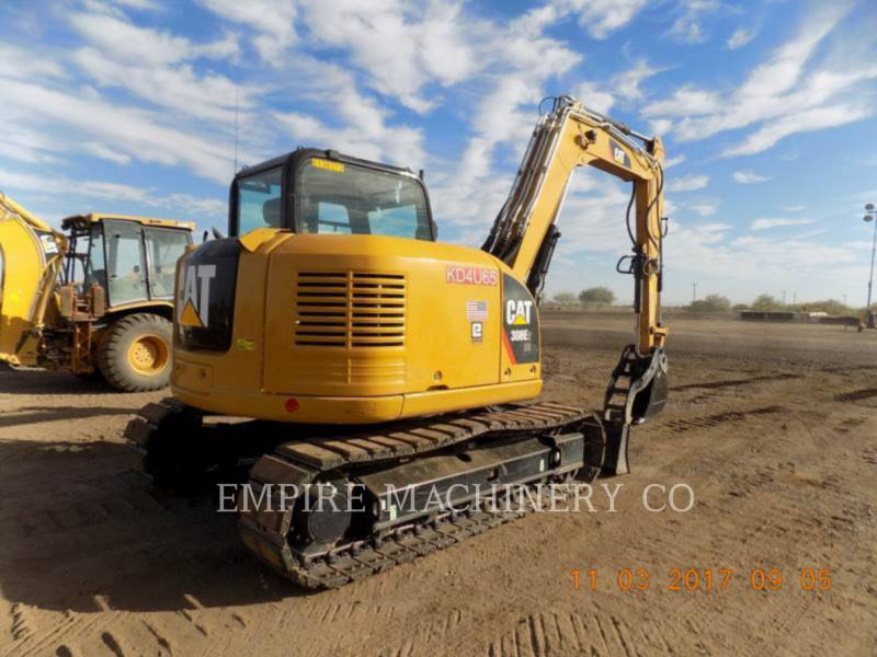 CATERPILLAR KOPARKI GĄSIENICOWE 308E2 SB equipment  photo 3