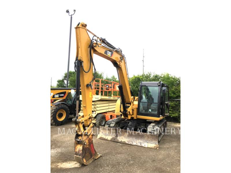 CATERPILLAR ESCAVATORI CINGOLATI 308E2CRSB equipment  photo 1