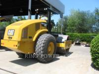 CATERPILLAR VIBRATORY DOUBLE DRUM ASPHALT CS54B equipment  photo 2