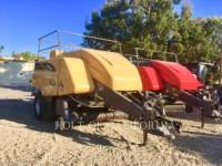 Equipment photo CHALLENGER LB34B MACCHINE AGRICOLE DA FIENO 1