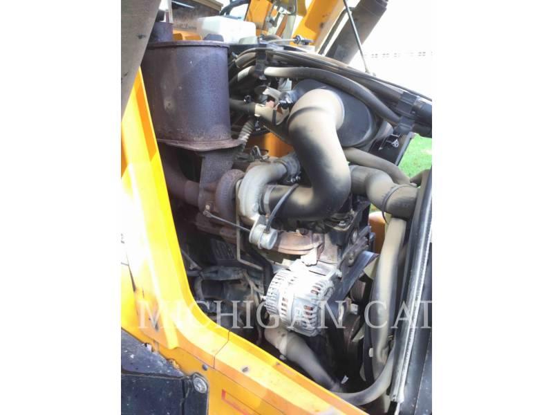 JCB BAGGERLADER 3CX equipment  photo 9