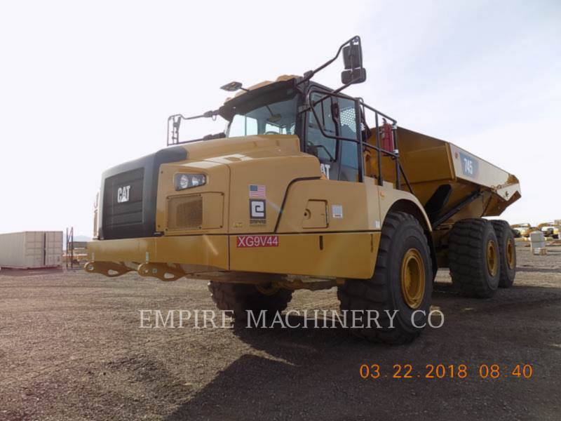 CATERPILLAR OFF HIGHWAY TRUCKS 745-04 equipment  photo 4