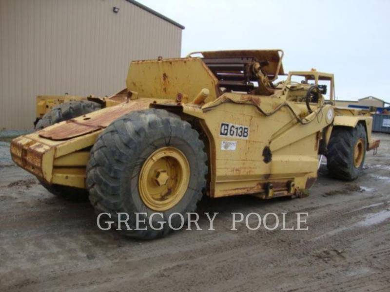 CATERPILLAR WHEEL TRACTOR SCRAPERS 613B equipment  photo 5
