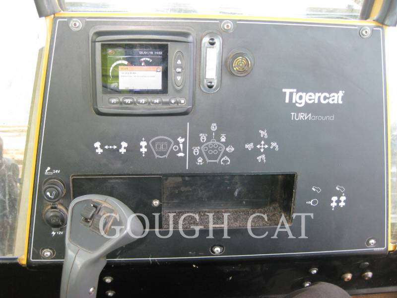 TIGERCAT LEŚNICTWO - SKIDERY 630D equipment  photo 22