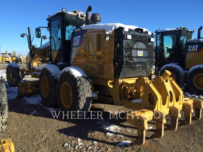CATERPILLAR NIVELEUSES 160M2 AWDX equipment  photo 1
